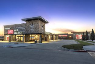 Frisco Self Storage, Frisco, TX