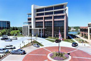 Hinkle Law Building, The Waterfront, Wichita, KS