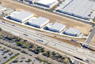 Interchange Industrial, Ontario, CA