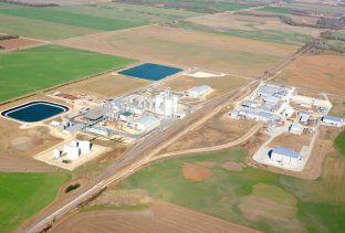 Kansas Ethanol, Lyons, KS