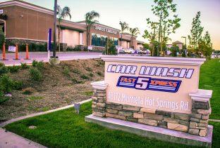 Fast5Xpress Car Wash, Murrieta, CA